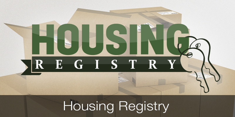 TRUSU Housing Registry