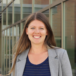 Natalie Reisle - Communications Coordinator