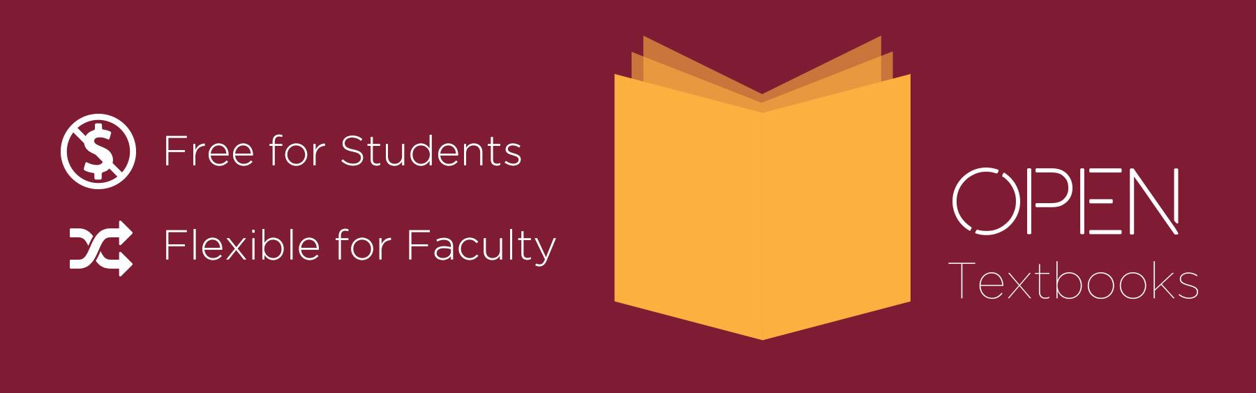Open textbooks Header